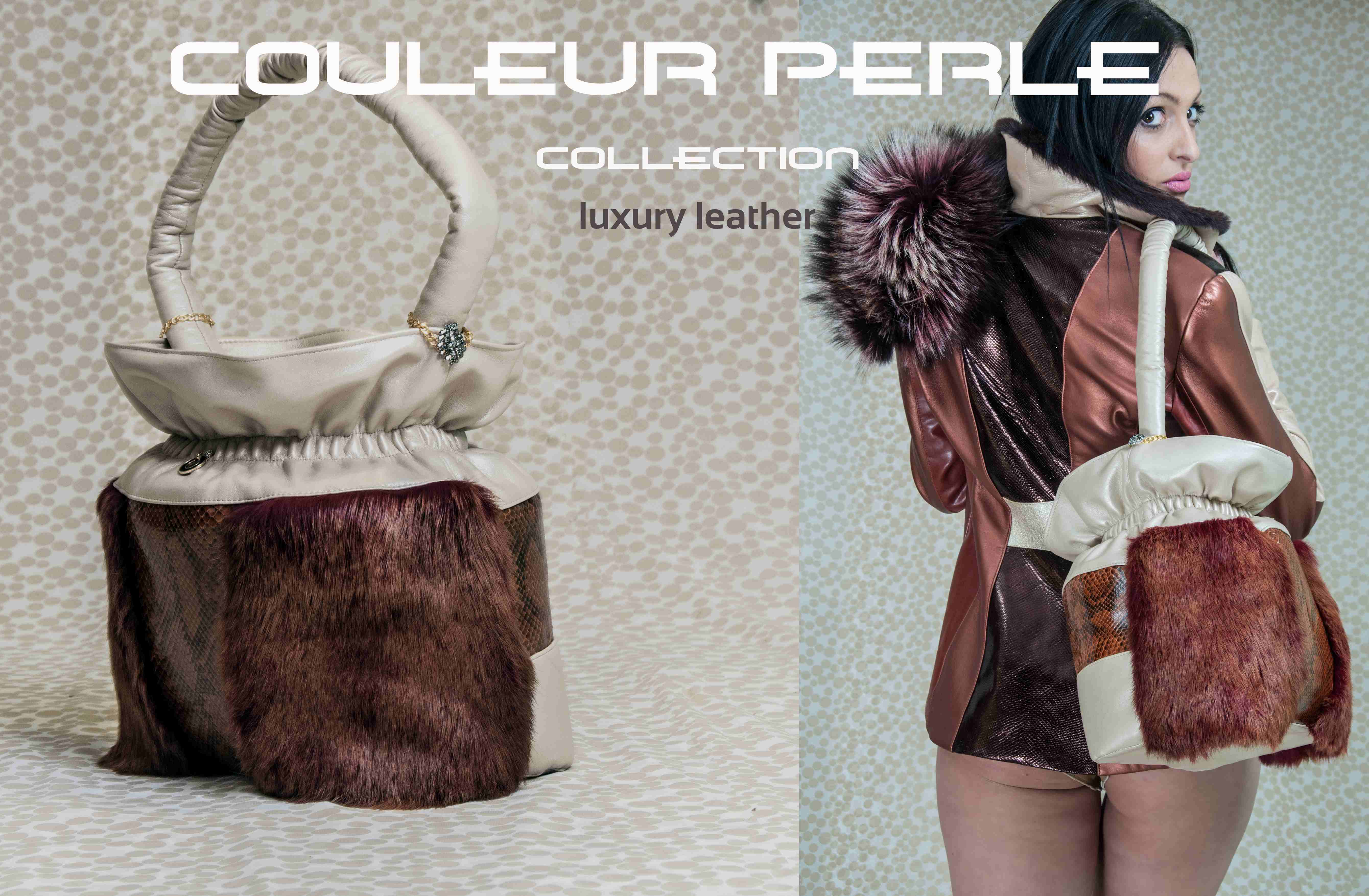 Luxury leather haute couture pret a porter for Haute couture and pret a porter